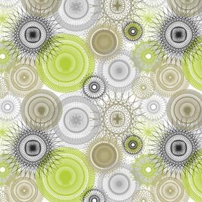 Spiral Dream _ green