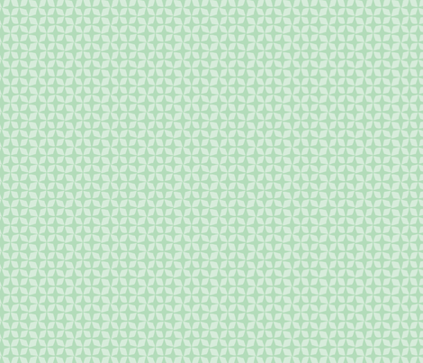 Mint Squares fabric by allisonkreftdesigns on Spoonflower - custom fabric