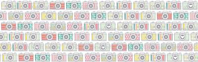 Mutli Pattern Camera Collection