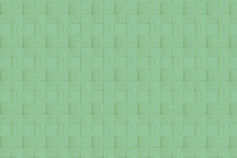 Woven Lauhala mat  misted lcihen fabric by sophista-tiki_by_dawn_frasier on Spoonflower - custom fabric