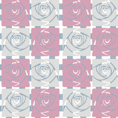 Logo_Rose_3 fabric by mj_designs on Spoonflower - custom fabric