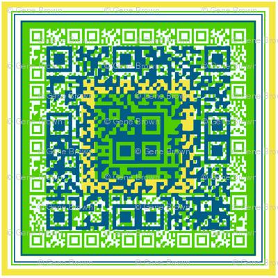 Barcode Scarf