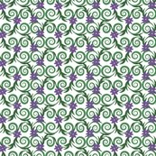 Green-and-purple-scroll-_-leaves-border-using-brush-with-flowers-from-lightened-stroke-square-solid-heavy-b_w-stroked---tripple-scale-cleaned-up-flower-from-16-color-small-naked-spray-of-red-roses-as-template-p4g-rotated29_shop_thumb