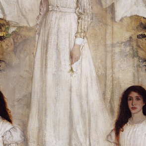 Symphony In White by Whistler