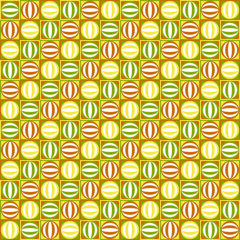Citrus Candy Drops fabric by siya on Spoonflower - custom fabric