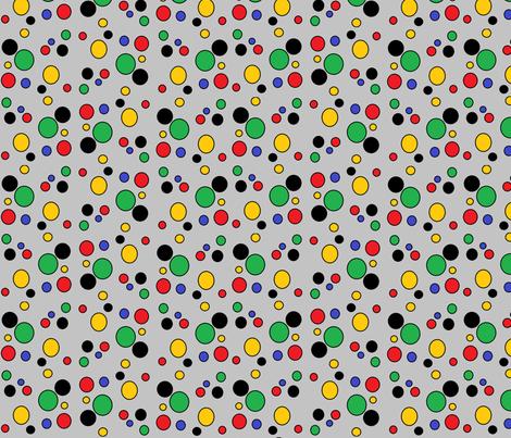 prikker32 fabric by missemor on Spoonflower - custom fabric