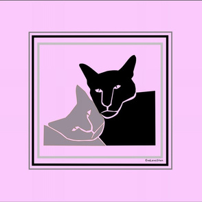 Lilac cats