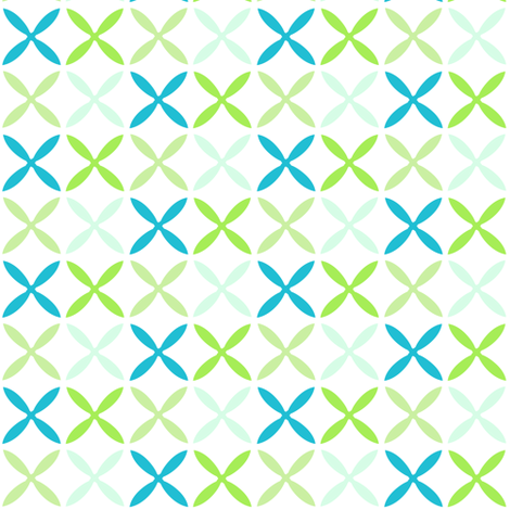Trellisjax  - A Simple Wish - © PinkSodaPop 4ComputerHeaven.com fabric by pinksodapop on Spoonflower - custom fabric