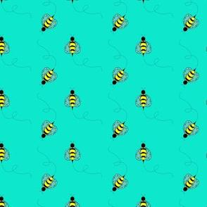 Buzzy Bee Aqua