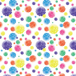 Dahlia inspired by Party Balloons