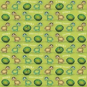 DINO - Green fade