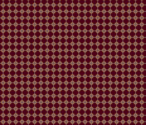 Kashmir tiny ditsy fabric by rwpattern on Spoonflower - custom fabric