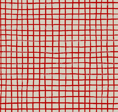 POMEGRANATE_GRID light red