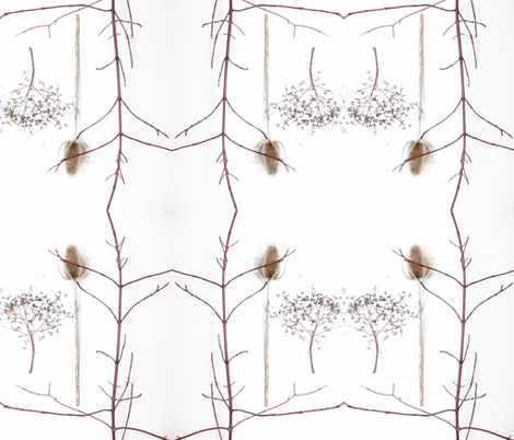 kornoelje fabric by hogenbirk on Spoonflower - custom fabric
