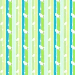 Leafydotty Striped - A Simple Wish  - © PinkSodaPop 4ComputerHeaven.com