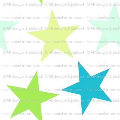 Big Stars - A Simple Wish - © PinkSodaPop 4ComputerHeaven.com