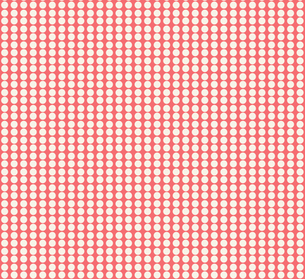 Cream da la coral fabric by shellie_denise on Spoonflower - custom fabric