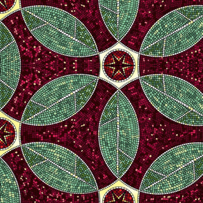 Turkish Bath Mosaic