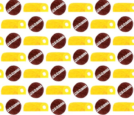 Hostess with the Mostess fabric by chris_jorge on Spoonflower - custom fabric