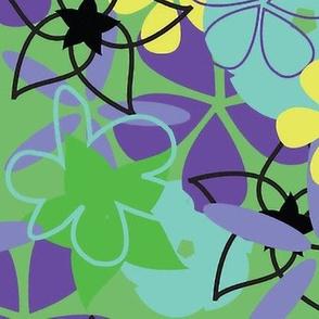 Tiki Floral