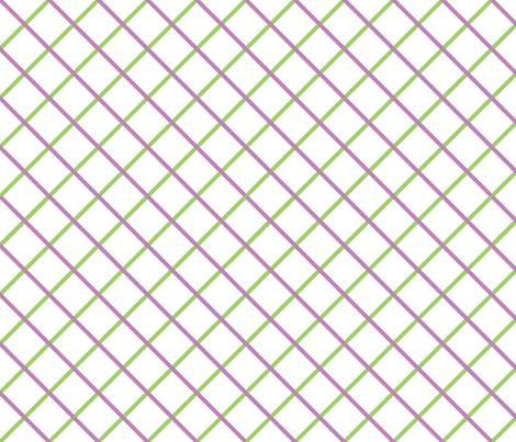 Grape Lattice - light fabric by jjtrends on Spoonflower - custom fabric