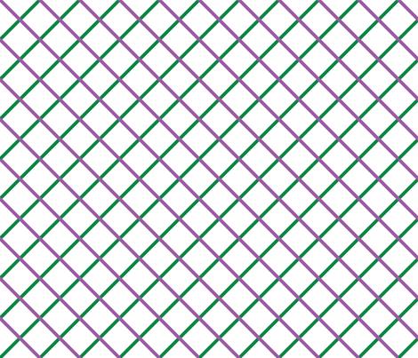 Grape Lattice - dark fabric by jjtrends on Spoonflower - custom fabric