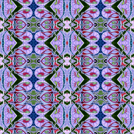 New Years Eve 1928 fabric by edsel2084 on Spoonflower - custom fabric