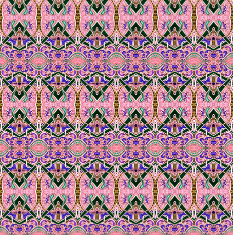 I Wish I Could Visit 1932 fabric by edsel2084 on Spoonflower - custom fabric