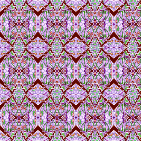 DecoRated Warp fabric by edsel2084 on Spoonflower - custom fabric