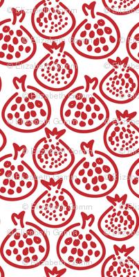 Fruity Pomegranates