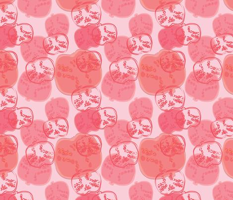 pomigranate fabric by babyfish on Spoonflower - custom fabric