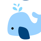 Light Blue Whale