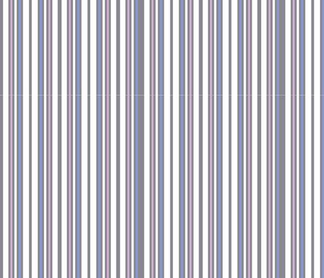 moonlight_stripe_multi fabric by antoniamanda on Spoonflower - custom fabric