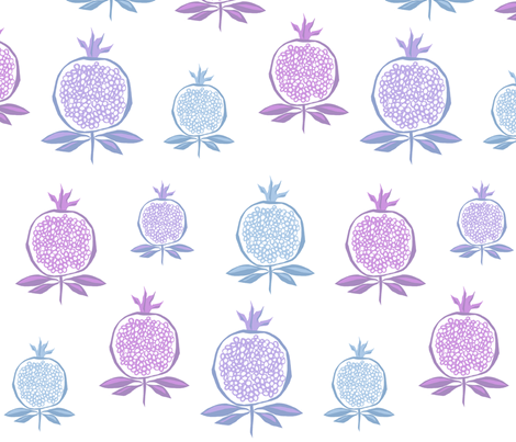 GranatDance fabric by expellhun on Spoonflower - custom fabric