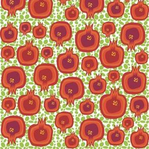 Pompelipom on green seeds