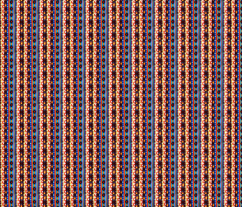 tribal1 fabric by skyeemarshai on Spoonflower - custom fabric