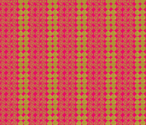 pomegranate_print-ch fabric by :s on Spoonflower - custom fabric