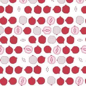 Pomegranate Pips