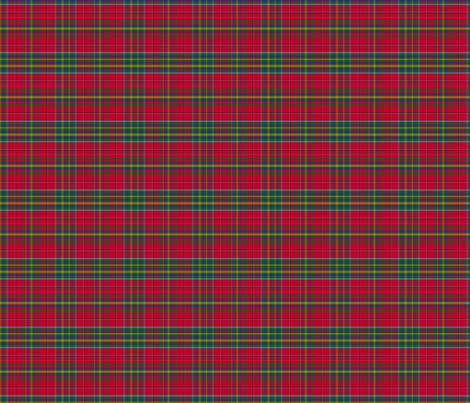 tartan - wv fabric by glimmericks on Spoonflower - custom fabric