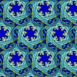 Sea Serpent swirl