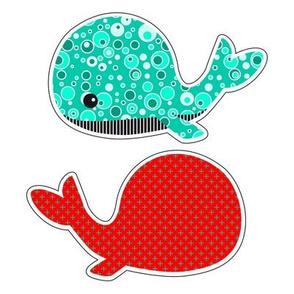 Plushie Whale