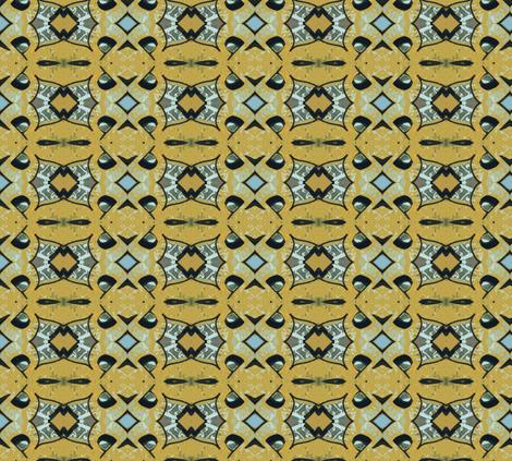 Hidden in Plain Sight fabric by susaninparis on Spoonflower - custom fabric