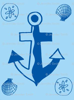 Anchor & Shells