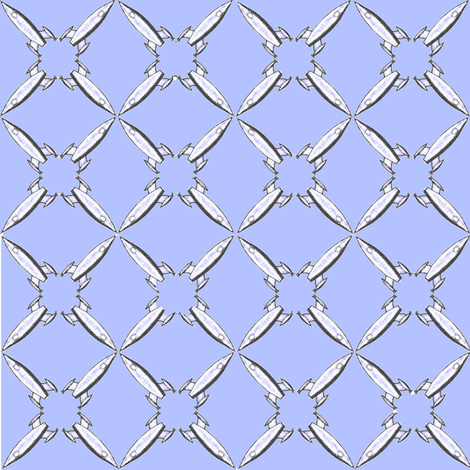 spacetrellis fabric by moonbeam on Spoonflower - custom fabric