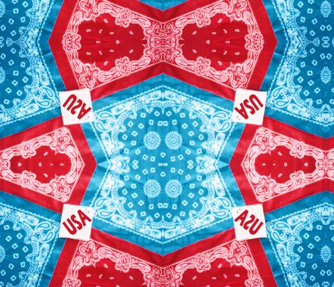 Kalidarana fabric by snickerslynn on Spoonflower - custom fabric