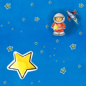 Reach for the Stars - Aim for the moon, if you miss, you still land up in the stars 2