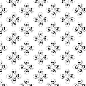 Skull-pattern1
