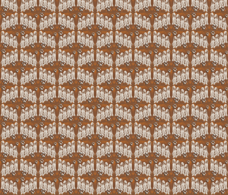 Italian spinone Puppies fabric by dogdaze_ on Spoonflower - custom fabric