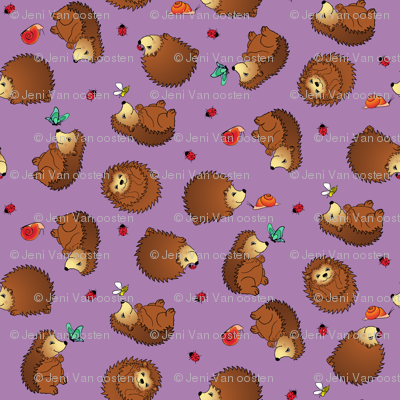 Hedgehogs and Friends