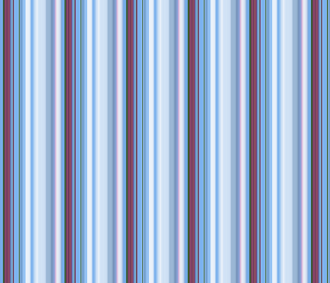 SCENERY_stripe fabric by anino on Spoonflower - custom fabric